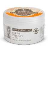 SPA ESSENTIALS Solný peeling